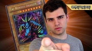 getlinkyoutube.com-What It's Like Opening Fake Cards... (NOT SET UP) Yugioh 1st Edition Legend Of Blue Eyes Box.