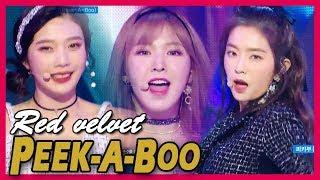 [HOT] Red Velvet   Peek A Boo, 레드벨벳   피카부 20171209