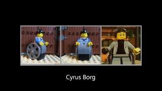 getlinkyoutube.com-Lego ninjago custom #2 +custom lloyd and jay 2016  !!!
