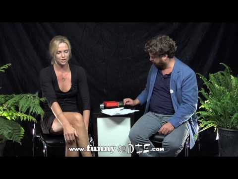 Between Two Ferns with Zach Galifianakis: Charlize Theron
