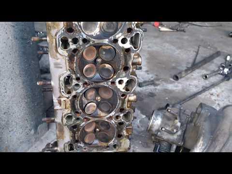Чери Тигго Chery Tiggo 2,0 двигатель 4g63 16v mitsubishi снимаем гбц