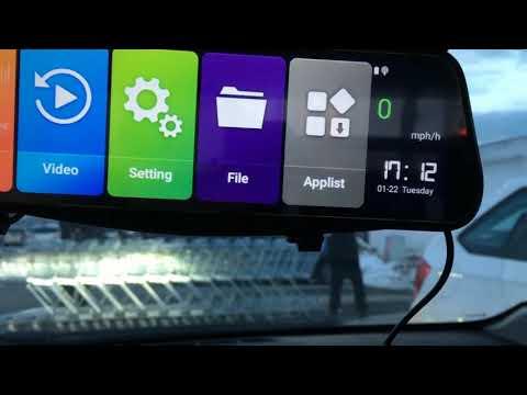 Transforming Ampera into a smarter car inch android mirror
