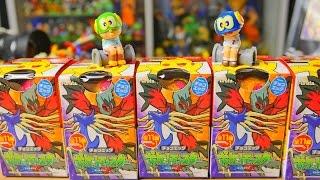 getlinkyoutube.com-ポケモンのチョコエッグ!目指せフルコンプ!開封動画 Choco Egg Surprise Eggs POKEMON! Unboxing
