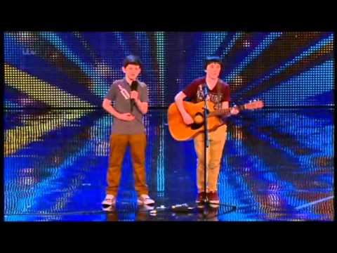 BRITAIN'S GOT TALENT 2013 - JACK & CORMAC