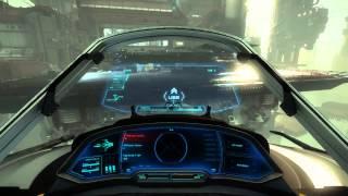 getlinkyoutube.com-Flying Around Planetside - Star Citizen Hack