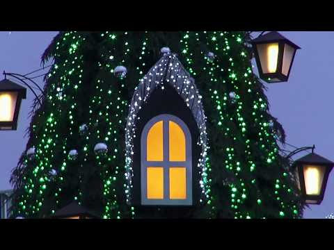Вильнюс. Рождественский микс 2015-2018 | Vilnius, MIX, Lithuania
