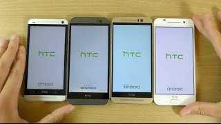 getlinkyoutube.com-HTC One A9 VS M9 VS M8 VS M7 - Which is Fastest?
