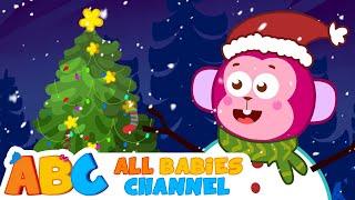 getlinkyoutube.com-We Wish You A Merry Christmas | Jingle Bells & More Fun Christmas Songs for Kids