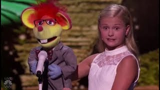 ALL Golden Buzzer From Judge Cuts America's Got Talent 2017 width=