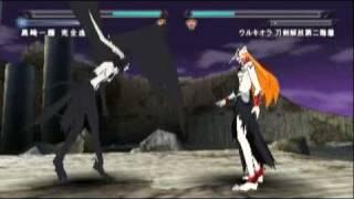 getlinkyoutube.com-BLEACH HTS7 一護(卍解)vsウルキオラ