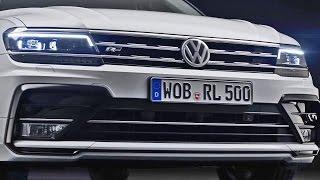 getlinkyoutube.com-► 2016 VW Tiguan R-Line - Interior and Exterior Design