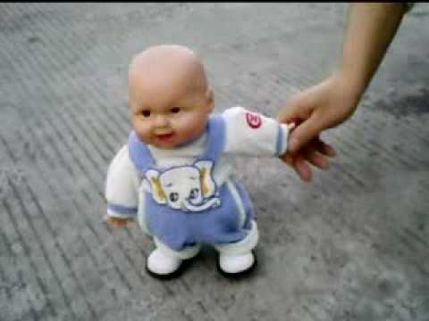 Electric Doll Toy