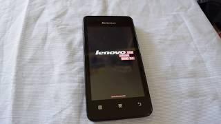 getlinkyoutube.com-Lenovo A319 Factory Reset Secret Code
