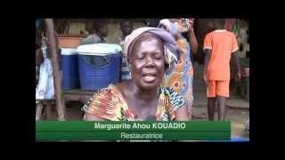 Toumodi : retour au village pour la célébration de la pâques