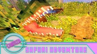 getlinkyoutube.com-Minecraft: Building A Zoo Exhibit For Alligators & Komodo Dragons   (Stud Tech Reloaded Ep.9)
