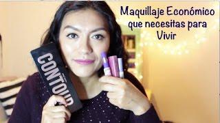 getlinkyoutube.com-Maquillaje Económico que Necesitas para Vivir   Magali Banks