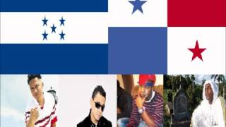 getlinkyoutube.com-Panamá Vs Honduras- Real Daddy, Phantom,Chamo B, Danger Man.