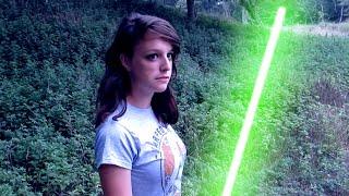 getlinkyoutube.com-TRIALS OF THE FORCE - Lightsaber Duel Fan Film
