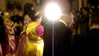 getlinkyoutube.com-NOOR  ,la star marocaine DANSE AU MARIAGE DE LA CHANTEUSE SAIDA CHARAF