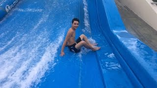 getlinkyoutube.com-Megan's day in the waterpark!! (VLOG) | Jegan1421