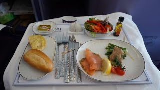 getlinkyoutube.com-Thai Airways Business Class Paris to Bangkok TG931 on the Airbus A380