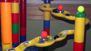 getlinkyoutube.com-Marble Run Closeups