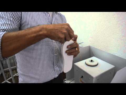 Máquina para Fresar em Sandálias - Compacta Print
