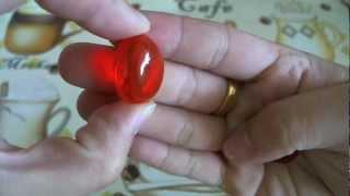 getlinkyoutube.com-How To Color Resin/ DIY Fake Gems