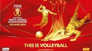 getlinkyoutube.com-Top 10 Best Volleyball attack in Men's World Championship 2014 [VM]