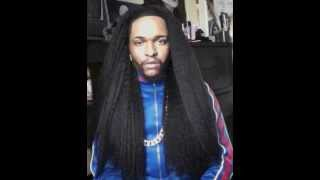 getlinkyoutube.com-Men with long hair (Black)