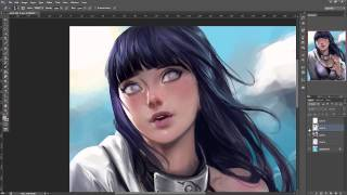 getlinkyoutube.com-Hinata Speed up Video process