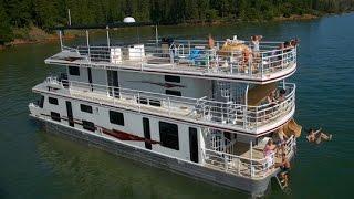 Titan Houseboat Tour August 2016