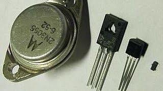 getlinkyoutube.com-Transistor : Explicacion y tipos
