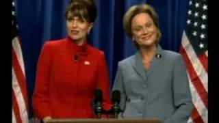 getlinkyoutube.com-Fox News Edits Criticism of Palin Out of Tina Fey SNL Clip?