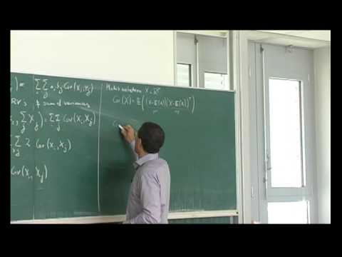 Lecture 02, part 1 | Pattern Recognition