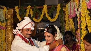 Mirchi Senthil - Sreeja Marriage album