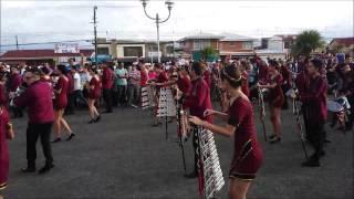 getlinkyoutube.com-Banda Vieja Metropoli, Desfile 15 de setiembre 2015, III Video, cierre