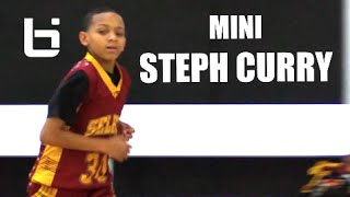 getlinkyoutube.com-Mini Steph Curry Found In The Bay Area! Shows Wet Ball Against Bigger Defenders