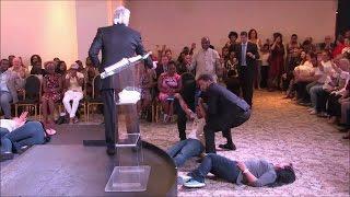 getlinkyoutube.com-Benny Hinn - Healing Anointing in Montreal