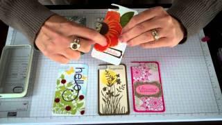 getlinkyoutube.com-Simply Simple iPHONE SKINS  by Connie Stewart