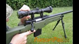 getlinkyoutube.com-Well L96 AWP(S) MA4401D sniper rifle