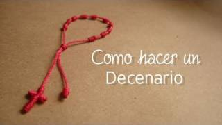getlinkyoutube.com-Como hacer un decenario [FACIL] pulsera de Sara Carbonero y Shakira