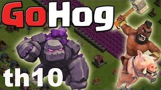 getlinkyoutube.com-TH10  DISTRUGGE TH10! IN WAR