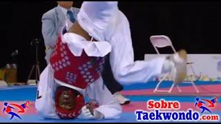 Taekwondo Mejores momentos Juegos Panamericanos Toronto 2015