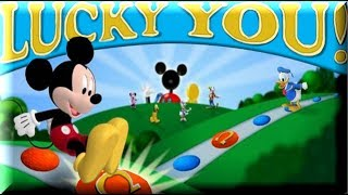 Mickey Mouse Clubhouse - Lucky You - Mickey Mouse Game