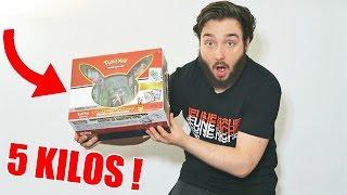 getlinkyoutube.com-Ouveture du Coffret Pokémon de 5 KILOS à 150 EUROS !!