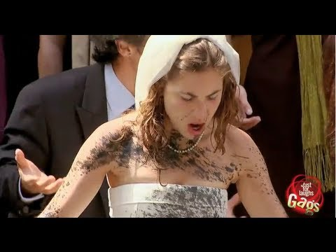 Trash The Dress Photo Shoot Prank
