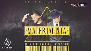 getlinkyoutube.com-Materialista - Silvestre Dangond & Nicky Jam | Cover Audio
