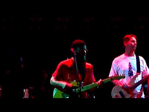 Groundation live @ great american music hall, san francisco 9/6/2011 - New song Payaka way