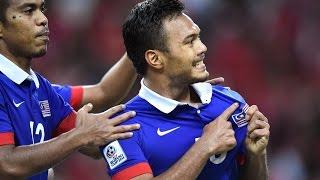 Singapore vs Malaysia: AFF Suzuki Cup 2014 Highlights